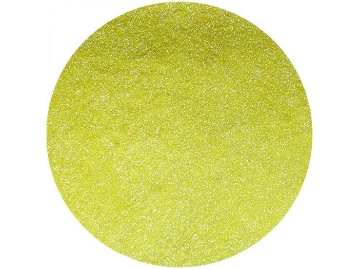 Condividi i nostri prodotti avrai uno sconto del 5 % Polvere Glitter Finissimo Giallo
