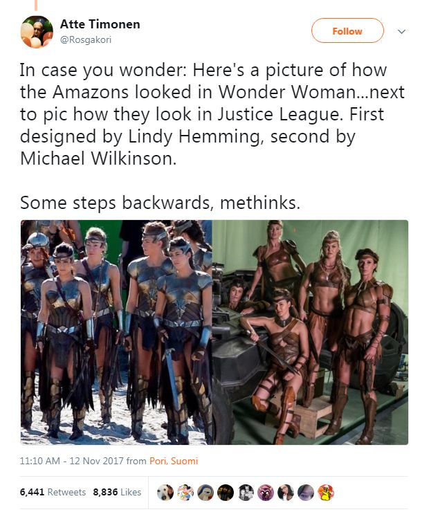 "wild-feminist: "" profeminist: "" Source The Amazons' New Clothes "" This is why we can't have nice things """