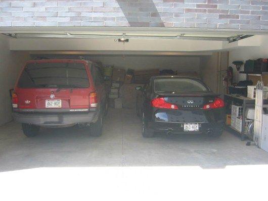 What Is The Standard Garage Door Size. 2 Car ...