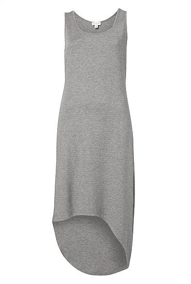 Asymmetric Jersey Dress #witcherywishlist