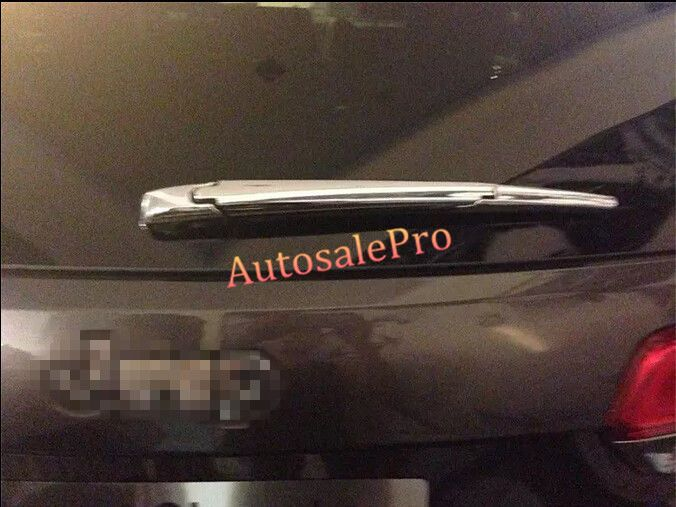 ABS Chrome Rear window wiper cover trim 3pcs for Jeep Grand Cherokee 2011 2012 2013 2014 2015