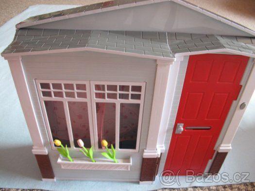 Dům barbie Matell - 1