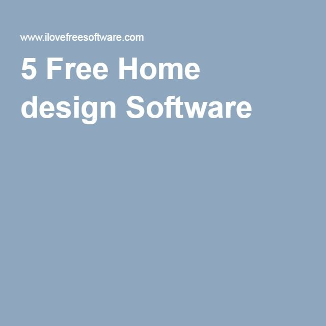 The 25 Best Free Home Design Software Ideas On Pinterest