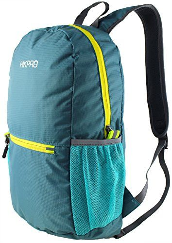#1 Rated Ultralight Packable Travel Backpack Daypack + Most Durable Lightweight Hiking Backpacks for Men and Women / THE BEST Foldable Camping Biking School Travelling Carry on Backpacking + Ultra Light and Handy - 6.5 OZ Only + 5 Year Warranty!