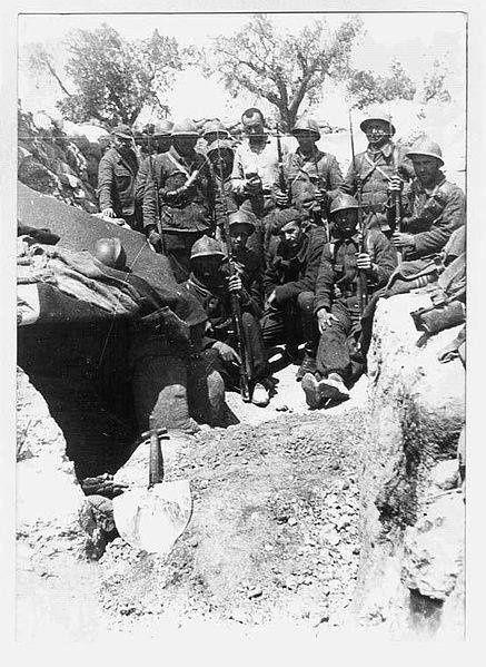 Les brigades internationales Bataillon Yougouslave Dimitrov 1937