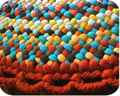 Rag Rugs    Free Crochet Patterns And Instructions | Crochet | Pinterest |  Crochet Rug