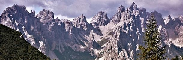 Dolomites of Friuli