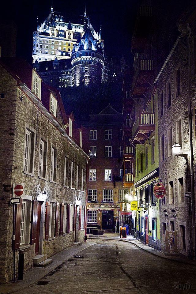 La plus belle ville au monde! Photographie: André Nadeau