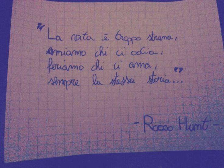 frasi d'amore rocco hunt