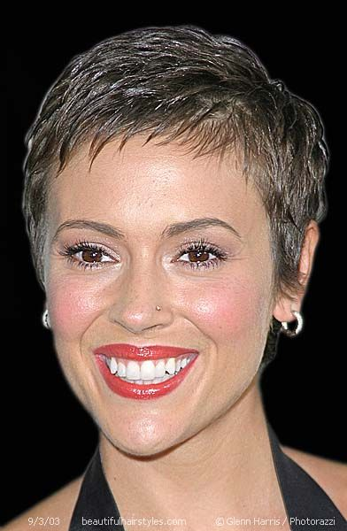 Short Hair Styles For Older Women | Feminine and Sexy Very Short Modern Hairstyles - Beautiful Hairstyles