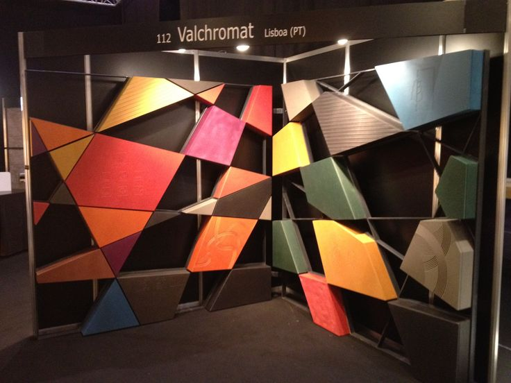 #valchromat #stand #unikdesign #studio47 #architectatwork #atw