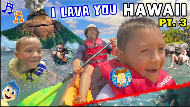 Hawaii part three is the most funniest video yet!! :3 :)
