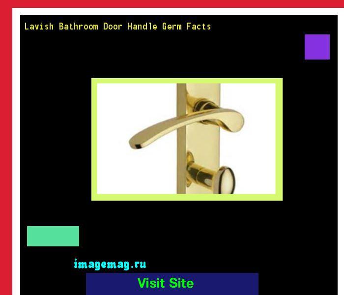 Lavish Bathroom Door Handle Germ Facts 162548 - The Best Image Search