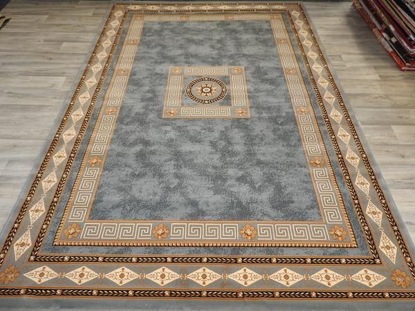 Traditional Border Design Rug Size: 200 x 290cm