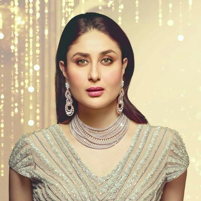 Kareena Kapoor Features Dazzling Jewellery In These Latest Malabar Gold And Diamond Pearl Diamond Pendant Necklace Bridal Fashion Jewelry Heart Pendant Diamond