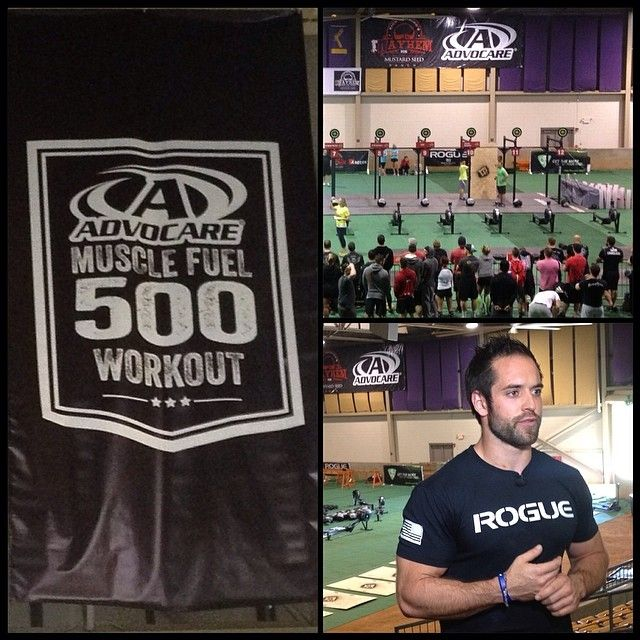 AdvoCare Endorser Rich Froning