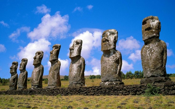 We would love to visit Easter island! It is definitely on our bucket list! 📃 It would be an amazing experience! 😎