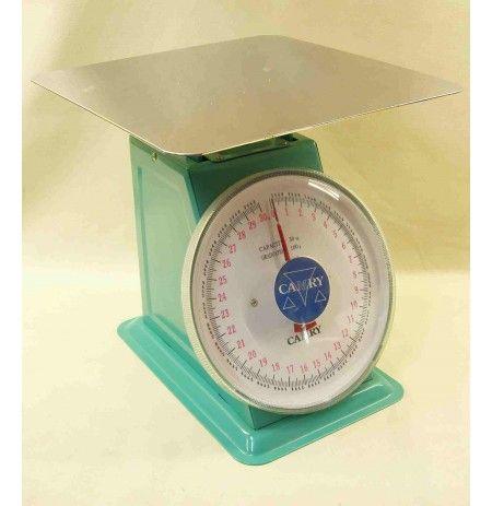 Ζυγαριά πάγκου 30 κιλών
