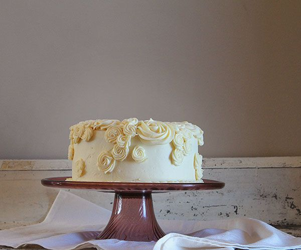 Chunky Carrot Cake with the BEST Cream Cheese Frosting!