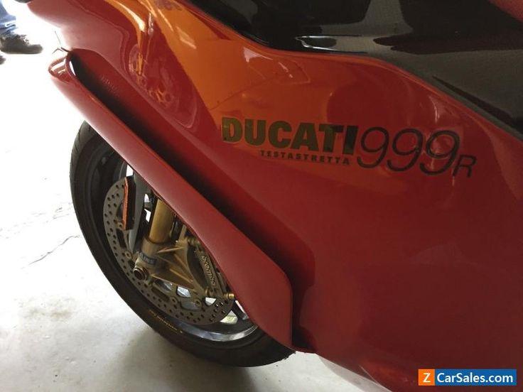 2005 Ducati Superbike #ducati #superbike #forsale #canada