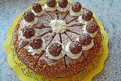 Ferrero - Rocher - Torte 10