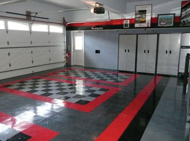Residential Garage Floors Tuff Shield Home Garages Diy