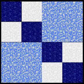 Free Easy Quilt Block Patterns | ... Quarters: Kansas' Premier Quilt Shop with Free Quilt Patterns