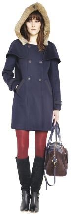 Mon manteau cape - Comptoir des Cotonniers