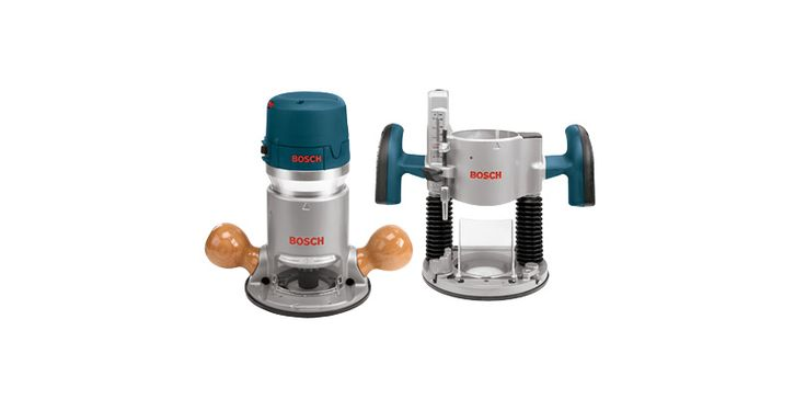 Bosch Router Kit Giveaway!