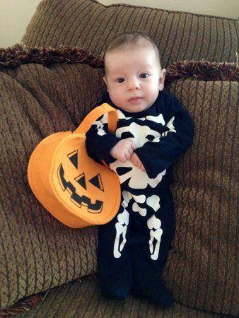 disfraces de halloween para bebs