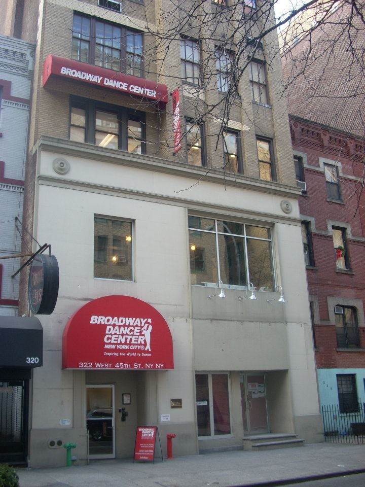 Broadway Dance Center....been there. Love it!