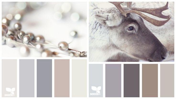 neutrale Farbpallette für Küche – Seidengrau, Creme, Braun – Doris Assfalg
