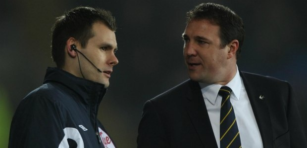 Here here Malky - the officials made some very questionable decisions last night