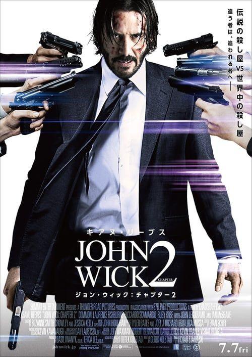 Watch John Wick: Chapter 2 2017 Full Movie Online Free