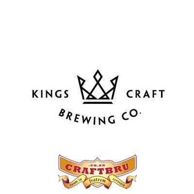 Kings Craft Brewing Co's flagship beer is Lionheart Lager. Rich & golden, a bold malt character and smooth finish.