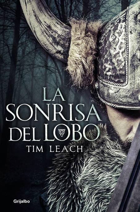 La sonrisa del lobo - Tim Leach. Histórica, (360)