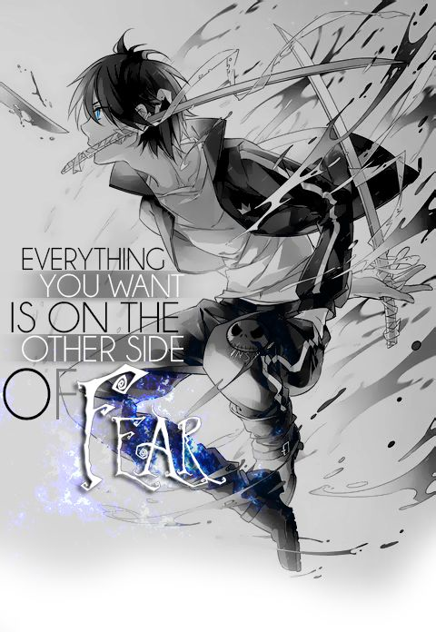 Wait us that Yato he's so cool and the anime norgami was one of my faves and just us I do ship YaTori
