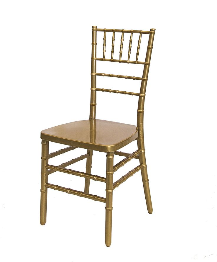 Gold Tiffany Chair - South Coast Party Hire