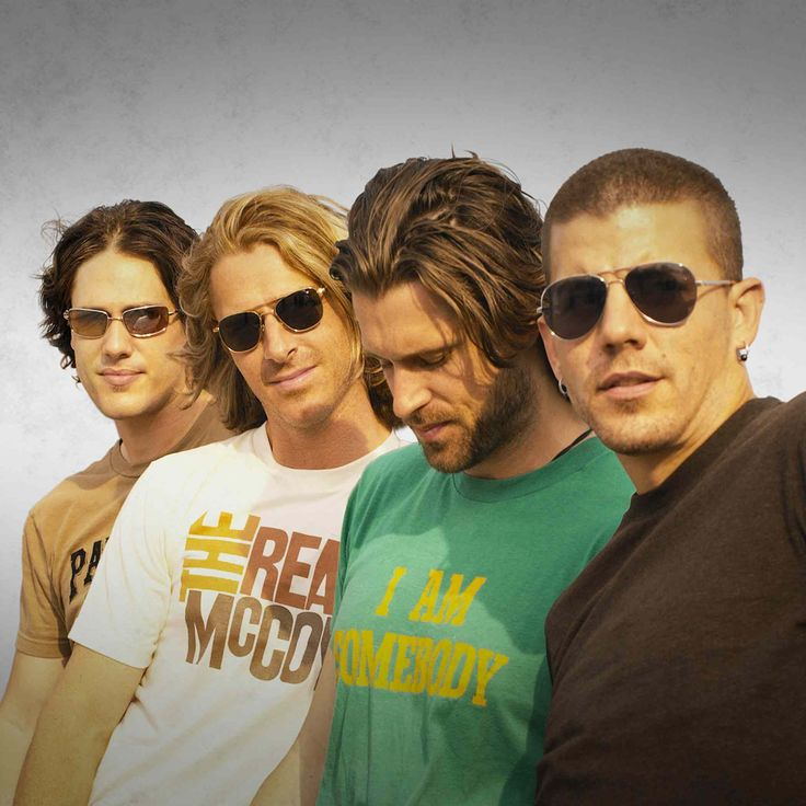 Collective Soul - not only one of my favorite bands, but a great bunch of guys.