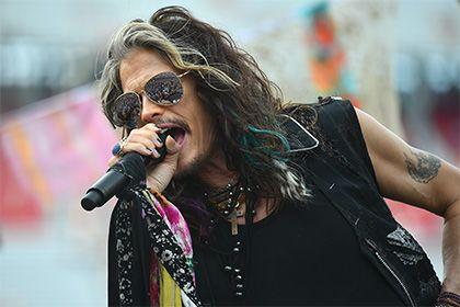 Лидер Aerosmith Стивен Тайлер - Фото: Jasen Vinlove / Zumapress / Global Look