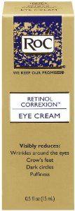 RoC Retinol Correxion Eye Cream, 0.5 Ounce