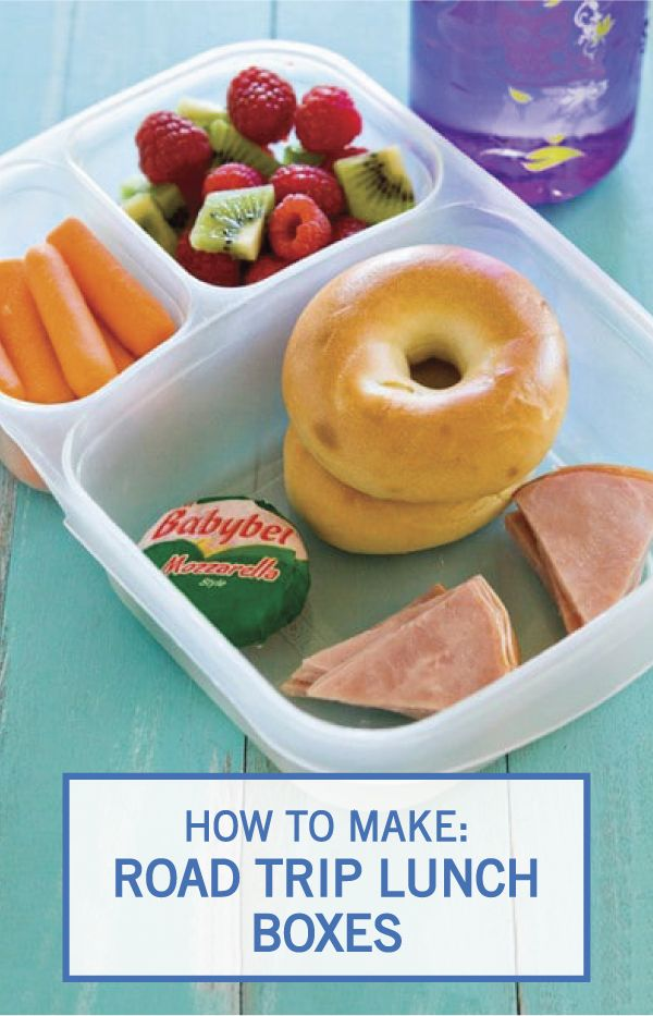 When it comes to making memories with your family this summer—you can never go wrong with a quick road trip. To make the journey more enjoyable, make sure your kids have plenty of snacks and treats with this recipe for Road Trip Lunch Boxes—complete with plenty of meal prep inspiration for back-to-school as well!