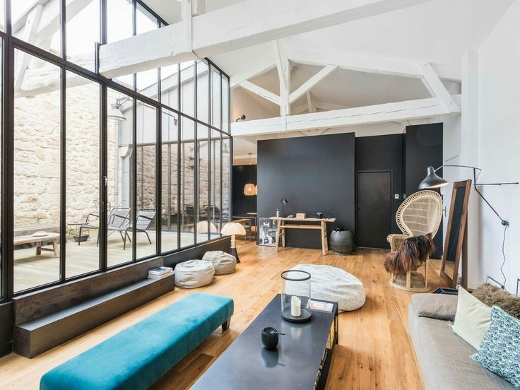 333 best Lofts images on Pinterest | Barrels, Living spaces and ...