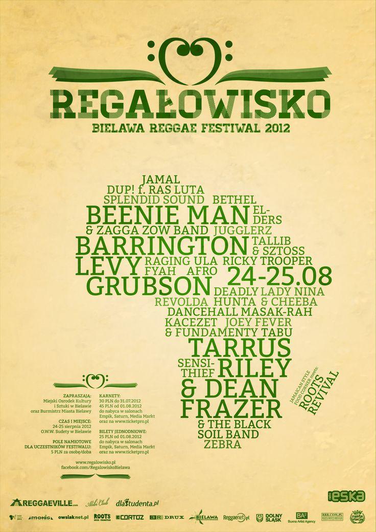 Regałowisko 2012 - Poster