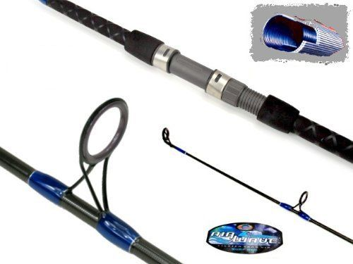 By Lewis Leake | Best surf fishing rods for new surf fishers come in a number of lengths from around 7 feet to over 15 feet. The rod that you need will probably depend on where you are fishing and what you are fishing for. So most surf fishermen have more than one fishing rod.