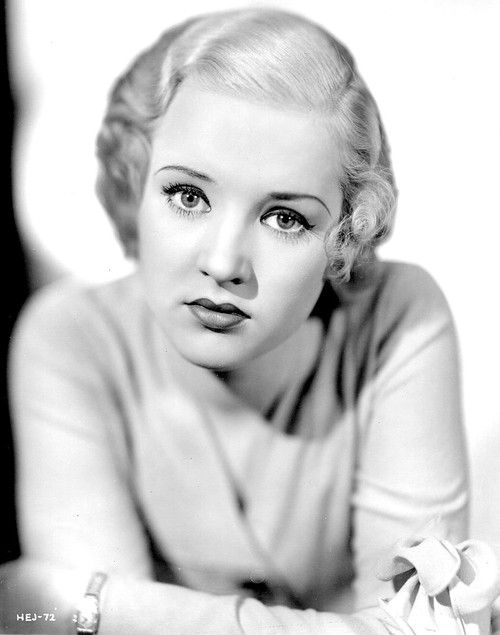 A young Betty Grable