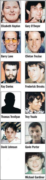 Snowtown Murder Victims