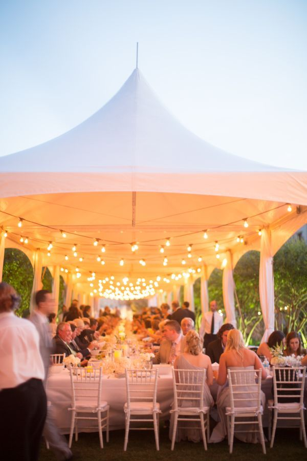 Inspired by This White Whimsical Wedding by Taylor Lord | Inspired by This Blog : white tent wedding reception - memphite.com