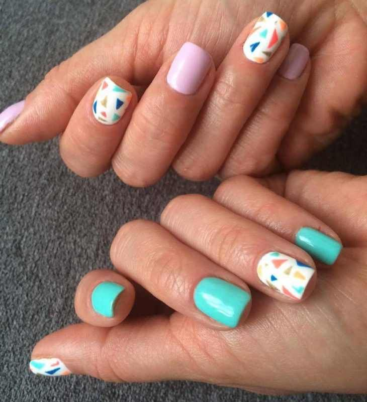 1000+ Images About SUMMER Nail Art 2017 On Pinterest