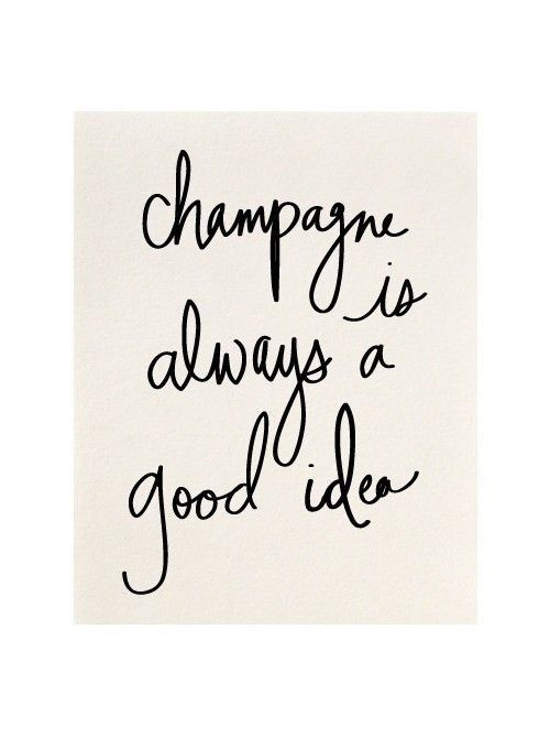 #champagnequotes